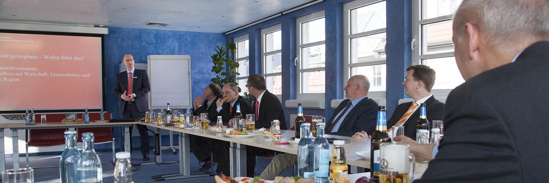 Jahreshauptversammlung Allgemeiner Unternehmerverband Görlitz