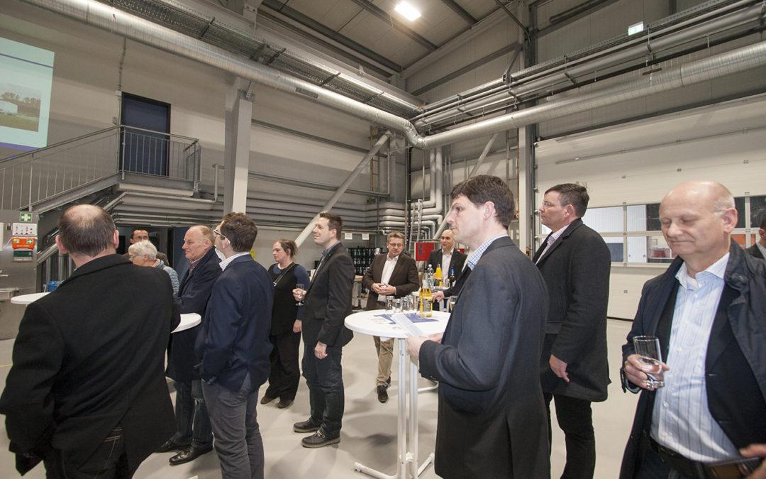 Unternehmerabend bei der SKAN Deutschland GmbH