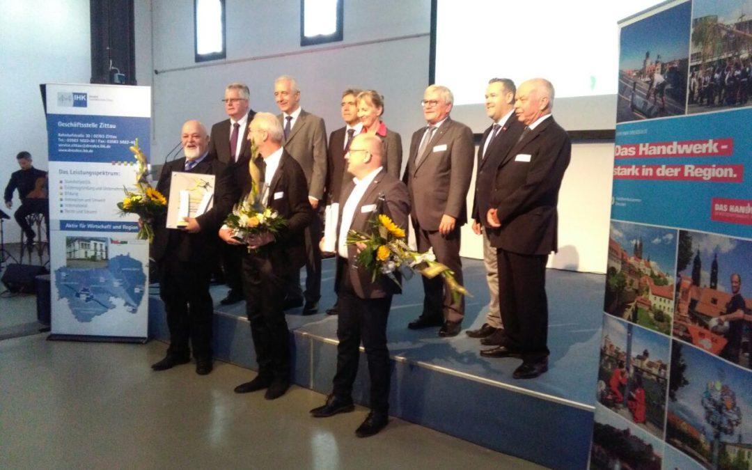 Unternehmerpreis Preisverleihung am Tag der Sachsen