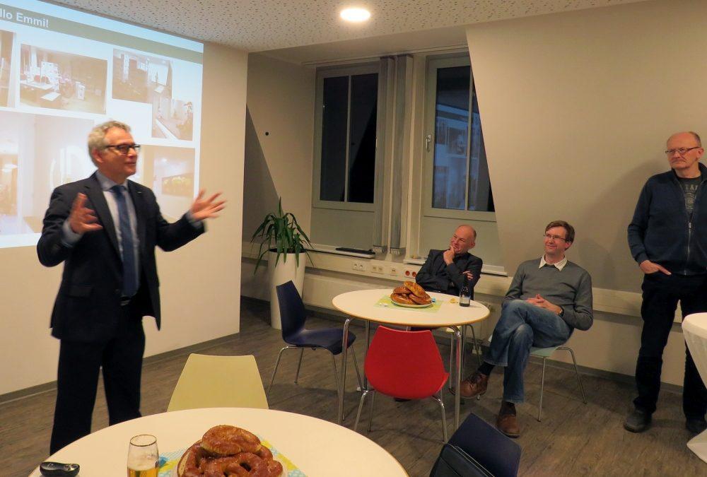 Rückblick Unternehmerabend Lehleiter + Partner