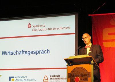 Michael Bräuer, Vorstandsvorsitzender der Sparkasse Oberlausitz-Niederschlesien