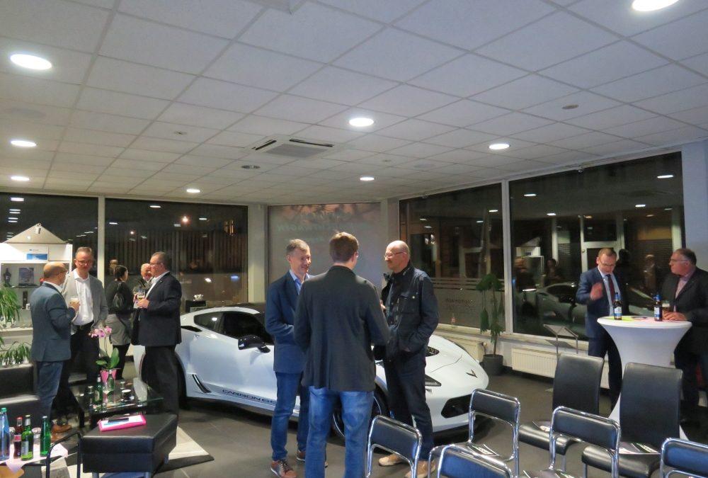 Bericht vom Unternehmerabend im Autohaus Stöckel GmbH & Co. KG
