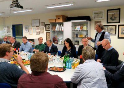 Rueckblick Unternehmerabend Hanf Drahtseilerei3