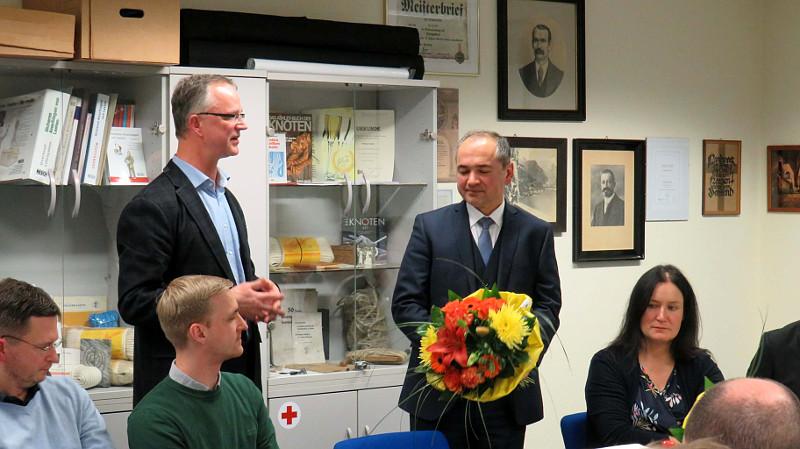 Rückblick Unternehmerabend Görlitzer Hanf- und Drahtseilerei